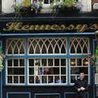 Pearse Hennessy, Hennessey's, Aldgate, London