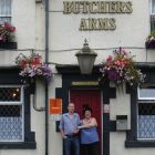 Anita Hardy, Butchers Arms, Chesterfield